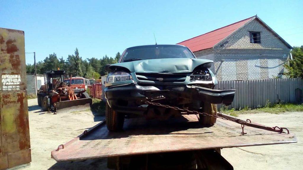 Интересует продажа аварийных, битых, авто после ДТП в Волжском