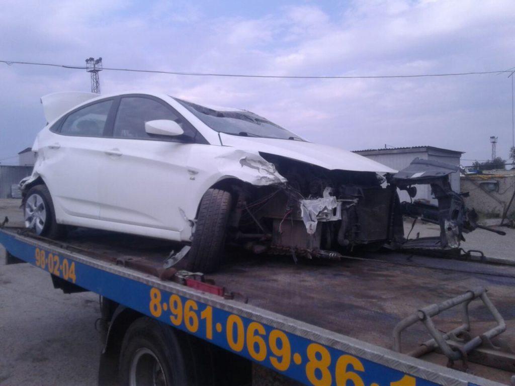 Скупка битых аварийных авто после ДТП в Волжском